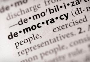Dictionary Series - Politics: democracy