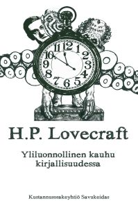 lovecraft yliluonnollinen kauhu